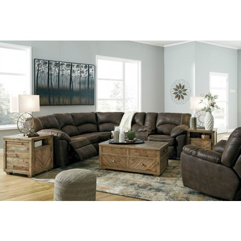 Tambo Canyon Sectional Living Room Group