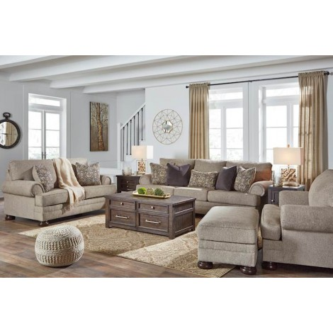 Kananwood Oatmeal Living Room Group