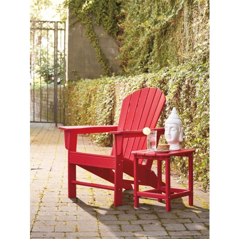 Sundown Treasure Red Patio Group