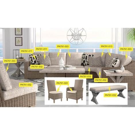 Beachcroft Beige Living Room Group