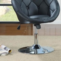 Black Accent Chair