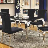 Barzini Dining Black Dining Table