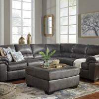 Bladen Slate Sectional Living Room Group