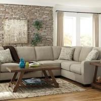 Alenya Quartz Sectional Living Room Group