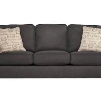 Alenya Charcoal Queen Sofa Sleeper
