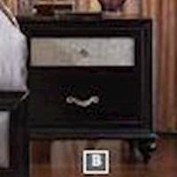 Barzini Bedroom Nightstand