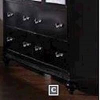 Barzini Bedroom Dresser