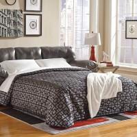 Alliston Gray Queen Sofa Sleeper
