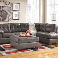 Alliston Gray Sectional Living Room Group