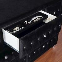 Deanna Bedroom Black Dresser