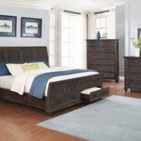 Atascadero King Bed