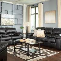 Brazoria Black Living Room Group