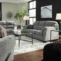 Allmaxx Pewter Living Room Group