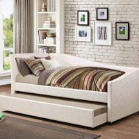 Twin Ivory Daybed
