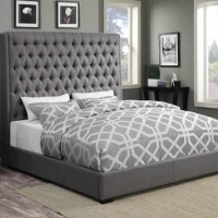 Camille Upholstered Collection Bedroom Set