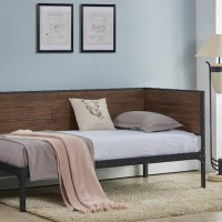 Weathered Chestnut Daybed