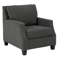 Bayonne Charcoal Chair
