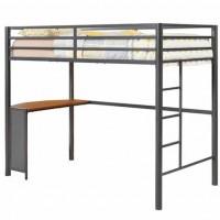 Twin Workstation Loft Honey Bunk Bed