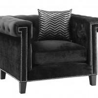 Abildgaard Black Chair