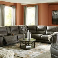 Cranedall Quarry Sectional Living Room Group