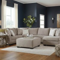Baranello Stone Sectional Living Room Group