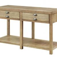Light Oak Sofa Table