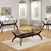Cappuccino Sofa Table