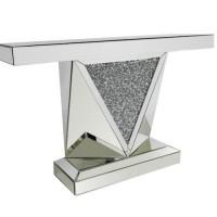 Silver Sofa Table