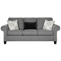 Agleno Charcoal Sofa