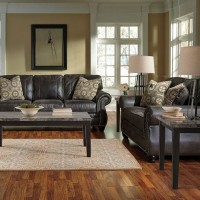 Breville Charcoal Living Room Group