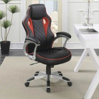 Black/Red Office Chair