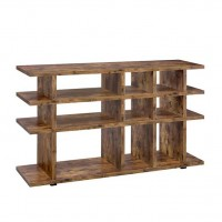 Antique Nutmeg Bookcase