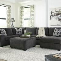 Ballinasloe Smoke Sectional Living Room Group