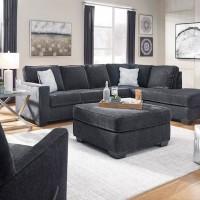 Altari Slate Sectional Living Room Group