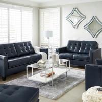 Altonbury Blue Living Room Group