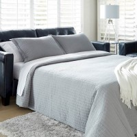 Altonbury Blue Queen Sofa Sleeper