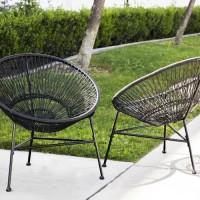 Black Side Chair