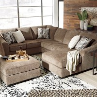Graftin Teak Sectional Living Room Group