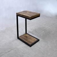 Antique Nutmeg Accent Table