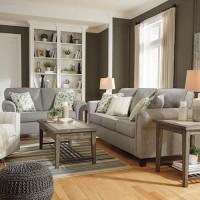 Alandari Gray Living Room Group