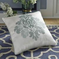 Angelea Sage/Ivory Pillow