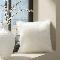 Himena White Pillow (Includes 4)