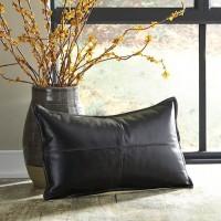 Brennen Black Pillow