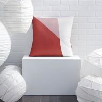 Glendive Red Pillow