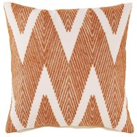 Carlina Orange Pillow (Includes 4)