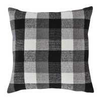 Carrigan Charcoal/White Pillow (Includes 4)