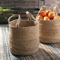 Brayton Natural Basket Set (Includes 2)