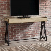 Vanport Cream Console Sofa Table