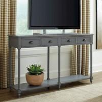 Eirdale Gray Console Sofa Table
