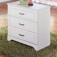 Lulu White Loft Drawer Storage